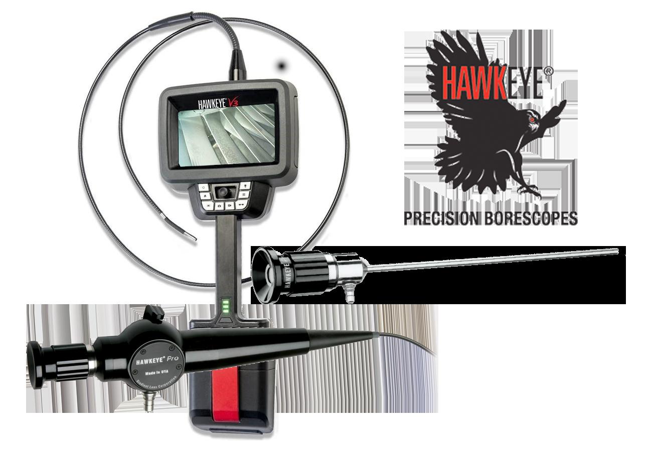 Hawkeye® Precision Borescopes
