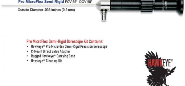 Types of Rigid Borescope Lenses